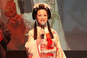 「撮影では京さま(京本政樹)がとても優しかった」とは鈴木奈々さん