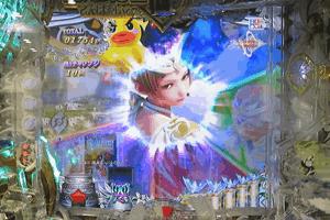 ジャッジメントは魔法攻撃チャレンジによってVをゲットする。様々なチャンス演出も