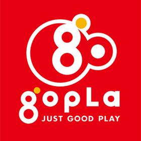 ゴープラ川越店のロゴ