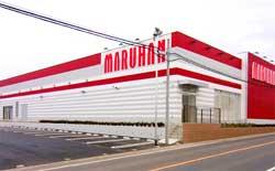 マルハン 清河寺店の外観