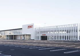 ZENT 多治見店の外観