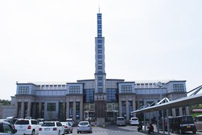 ZENT 大清水店の外観