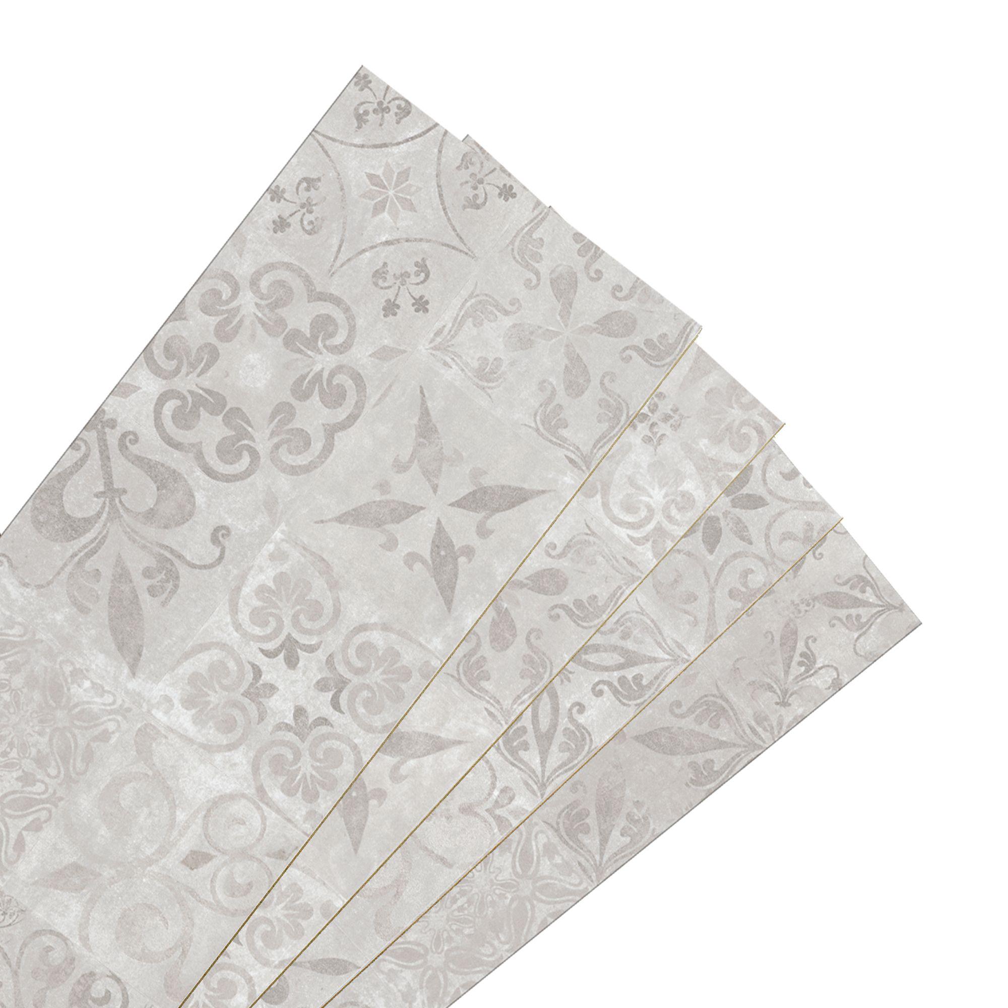 Leggiero Beige Tile Effect Laminate Flooring 186 M Pack