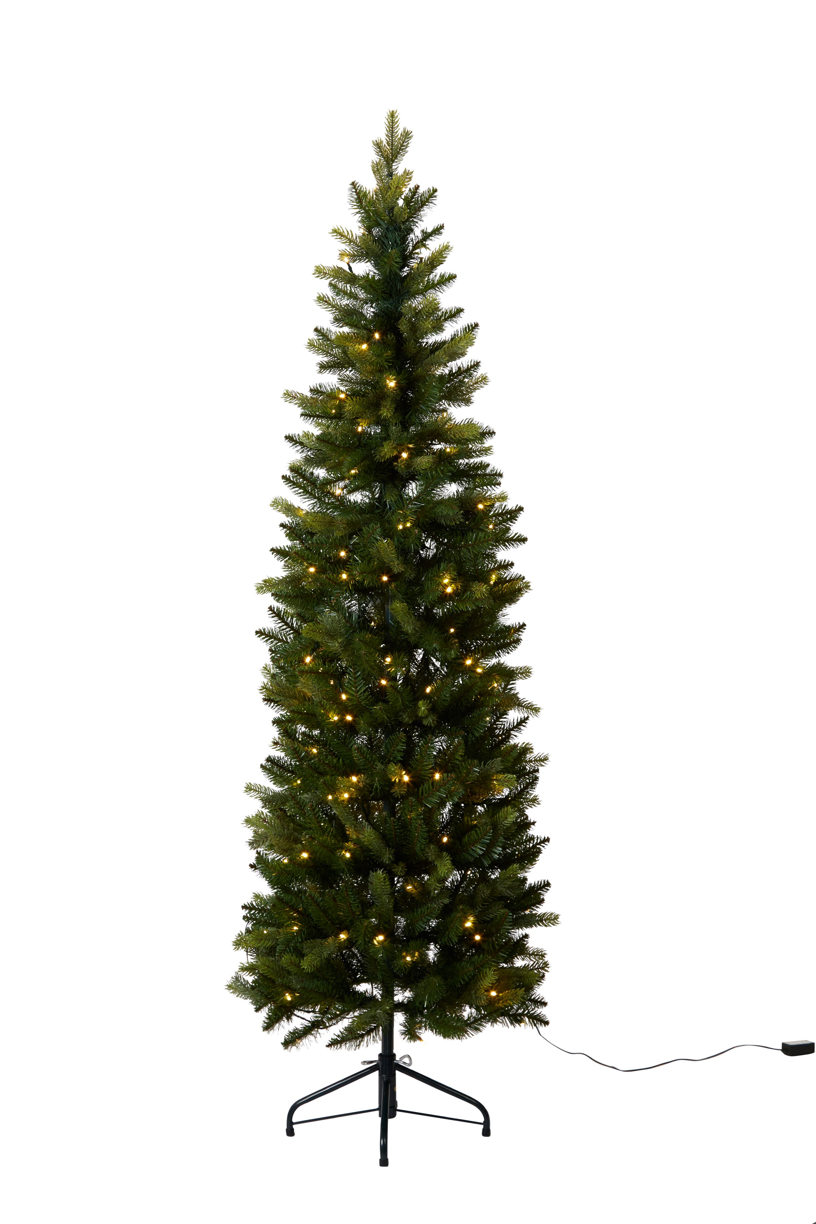 newest collection 4c7bd 17d43 6ft Pop Up Slim Pre-Lit Christmas Tree