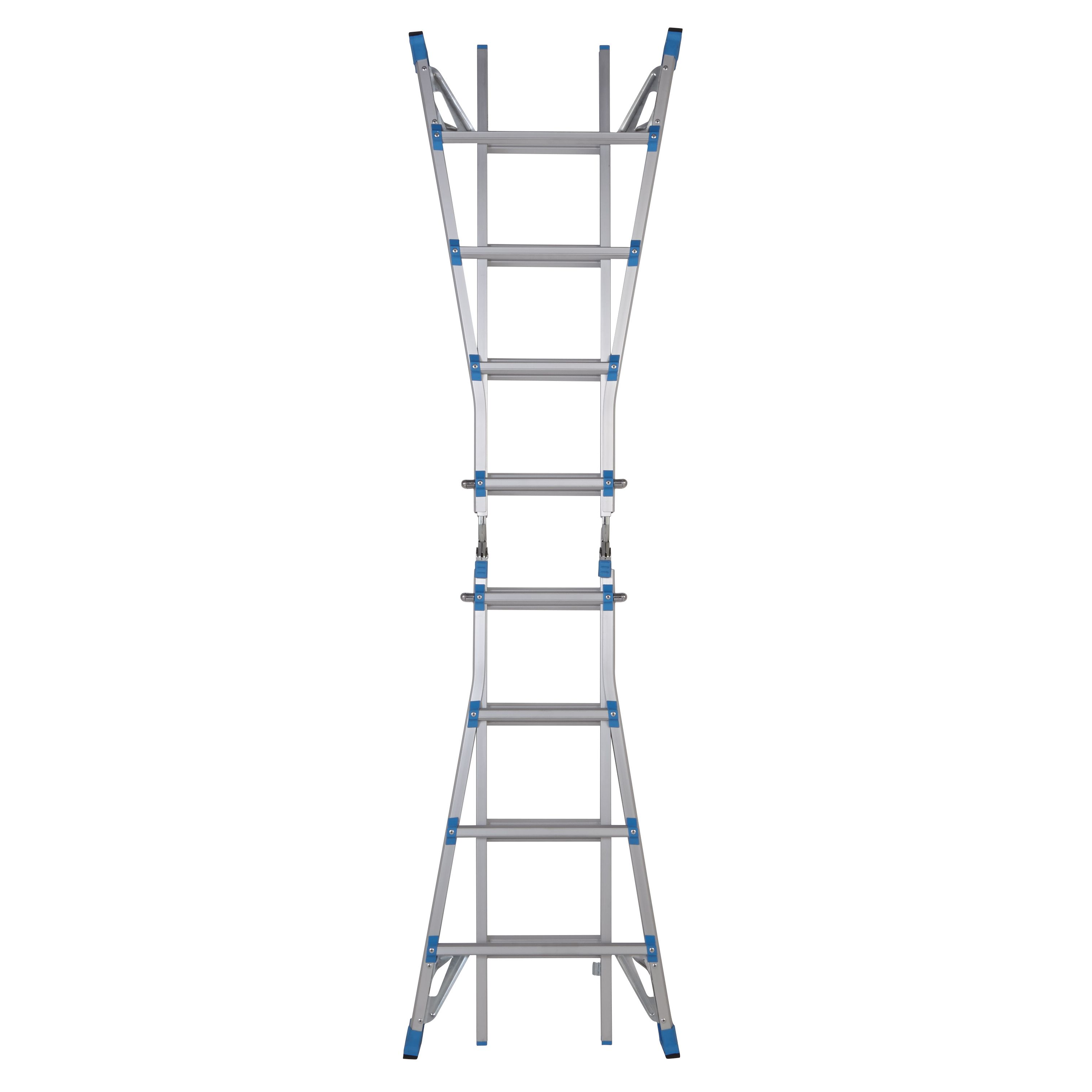 How To Use A Telescopic Ladder