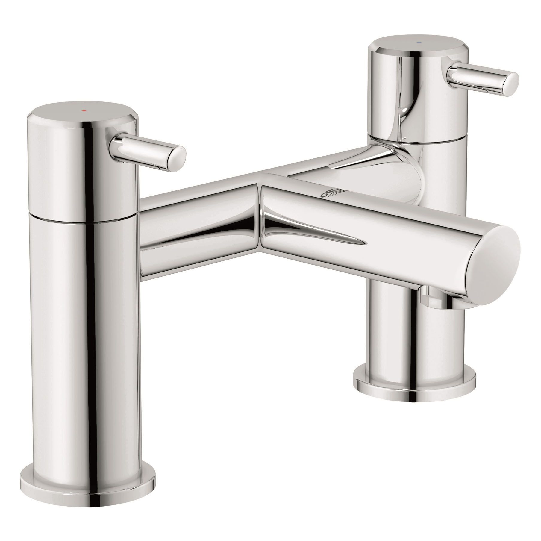 Grohe Feel Chrome Bath Filler Tap
