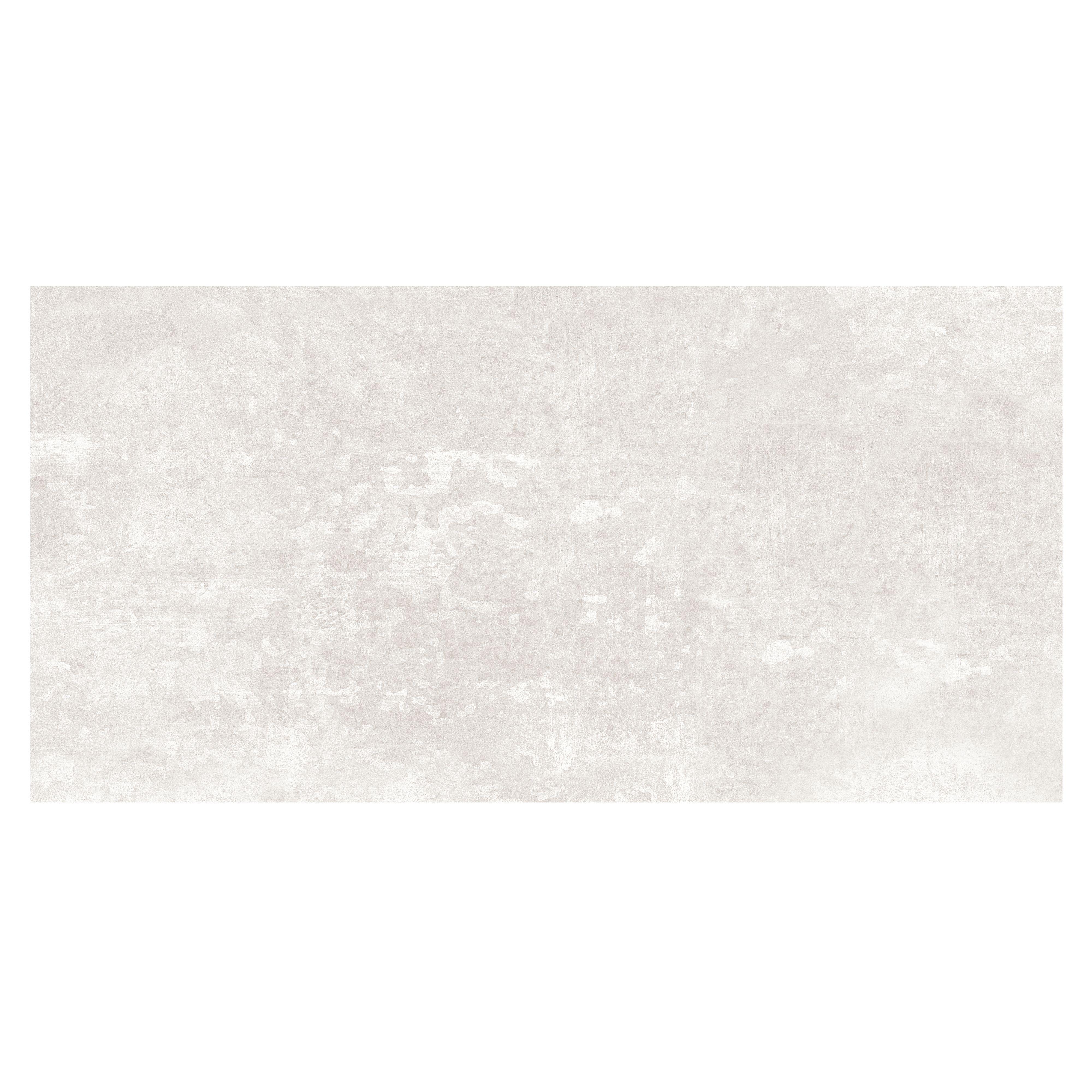 Urban White Matt Ceramic Wall Floor Tile Pack Of 5 L 600mm W 300mm