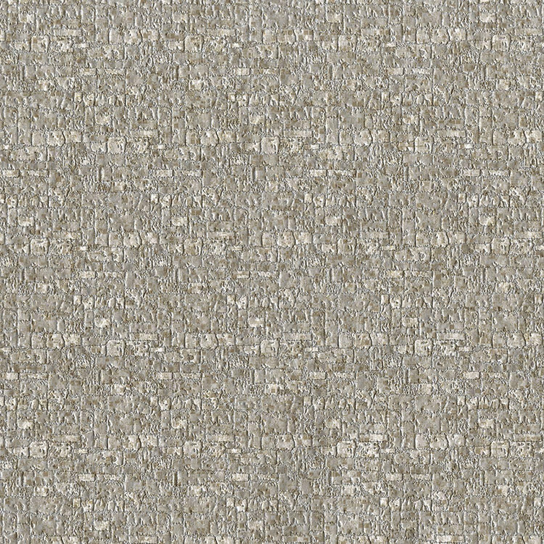 Gianna silver texture metallic wallpaper