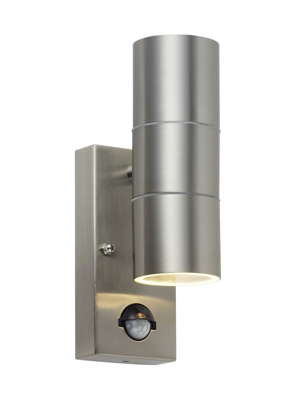 Blooma somnus 35w mains powered external pir wall light aloadofball Images