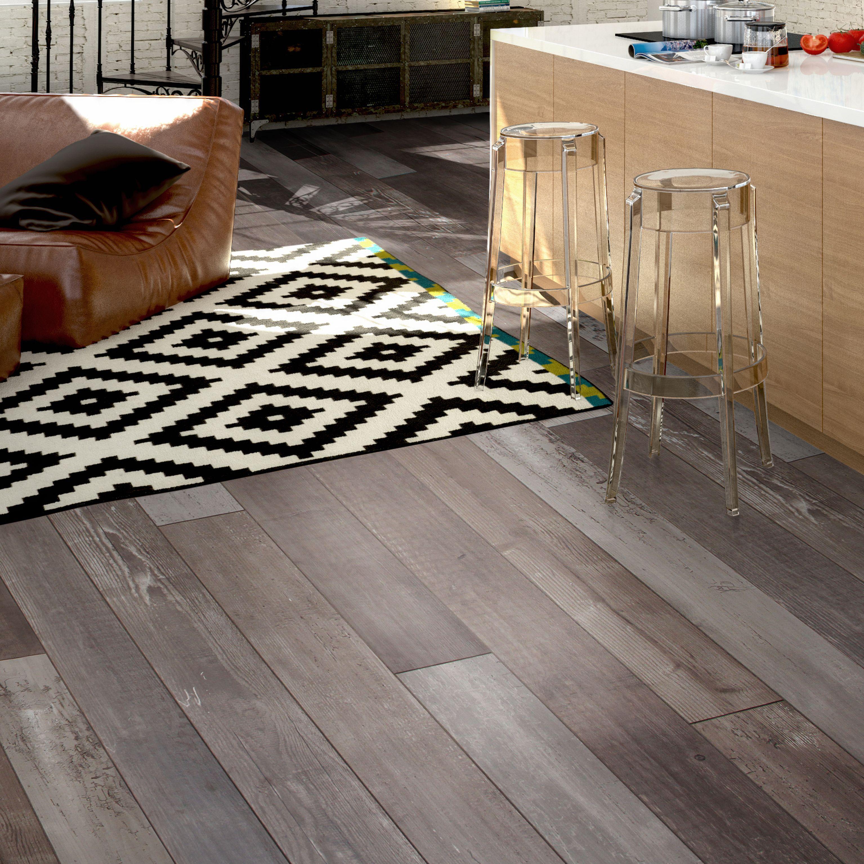 Driftwood Pine Laminate Flooring Designs