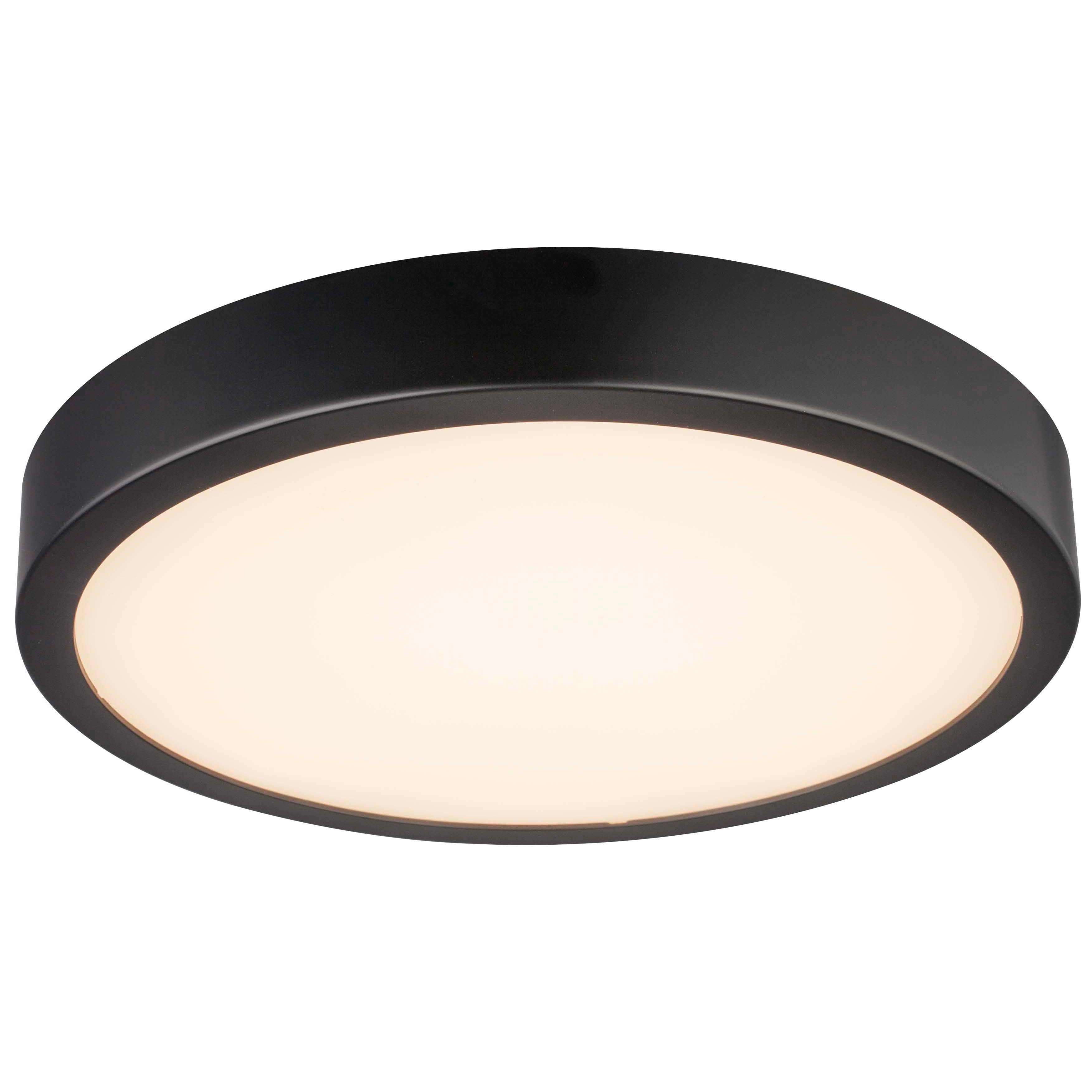 on sale 0027c 932c4 Jenner Plastic Black External Wall Light