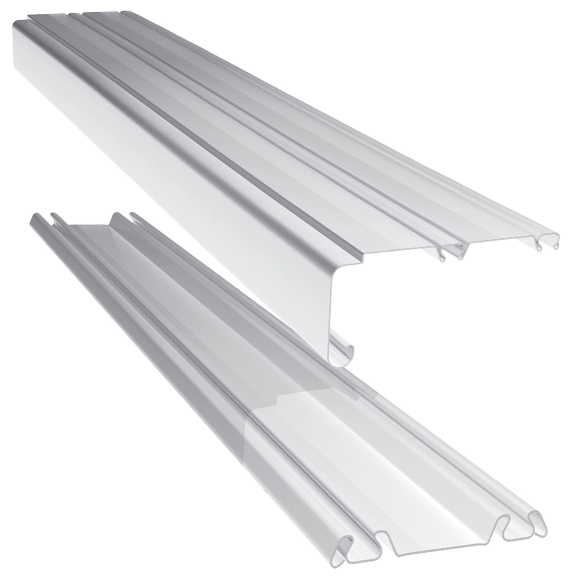 gear wardrobe sliding door track kit austin