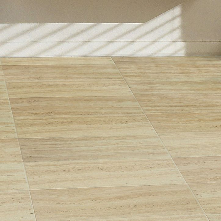 Leggiero Cream Travertine Tile Effect Laminate Flooring 1.72 m² Pack