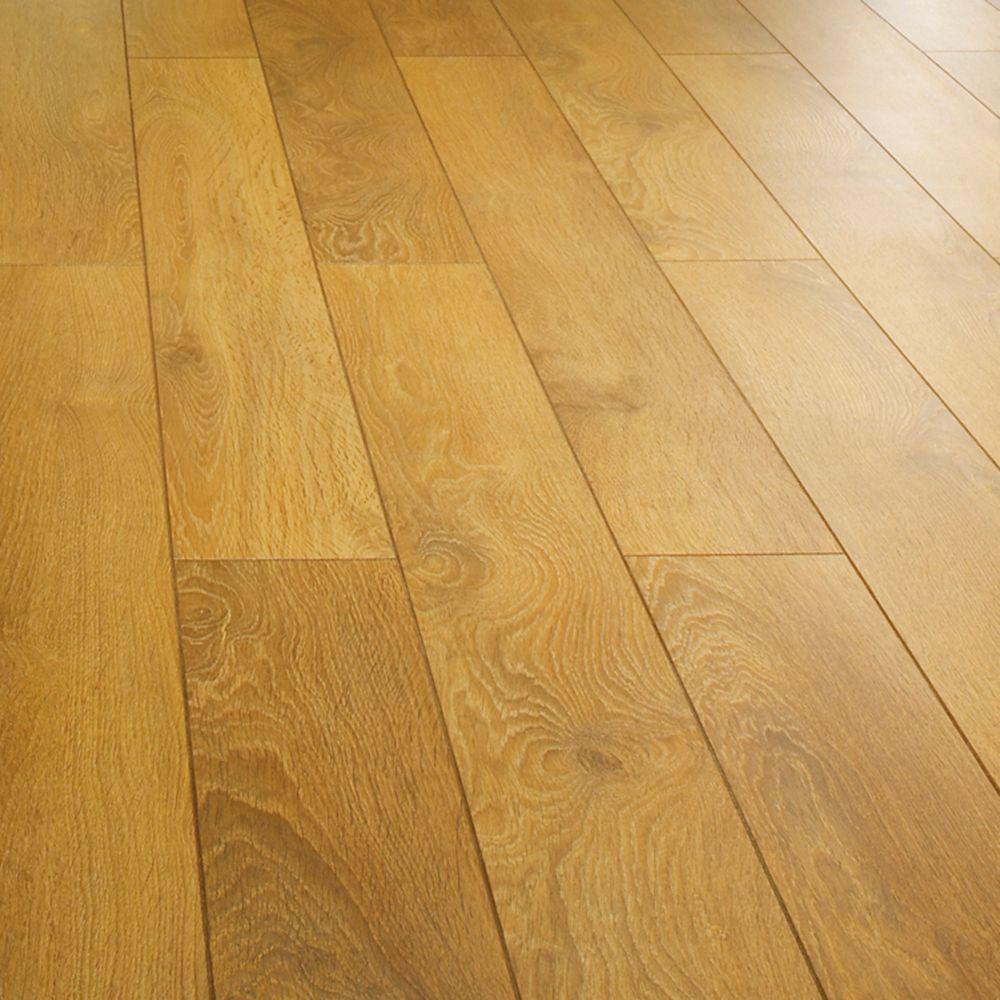 Collaris Harlech Oak Effect Laminate Flooring 1 9m² Pack