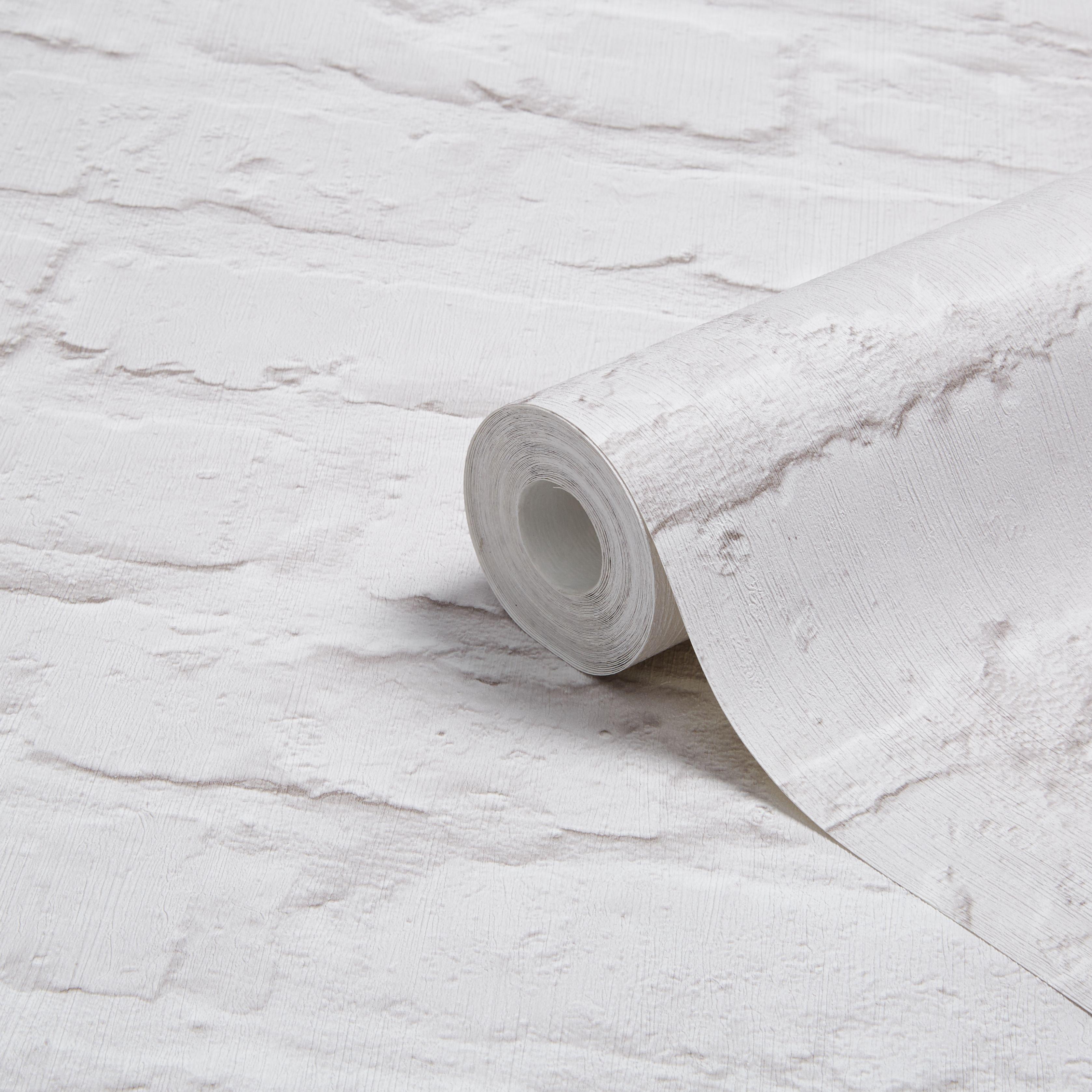 White Brick Wallpaper Bq