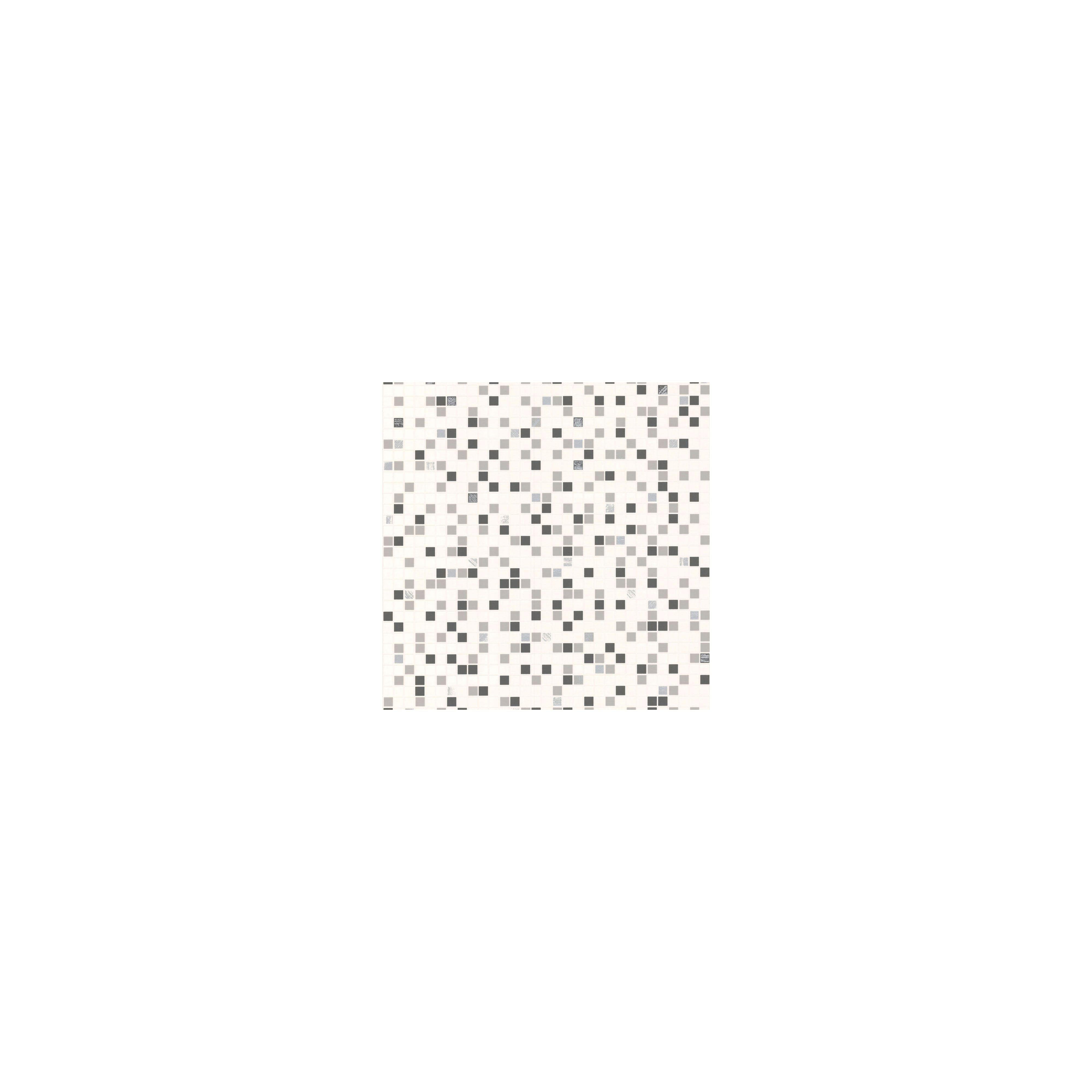 Contour Checker Black White Wallpaper