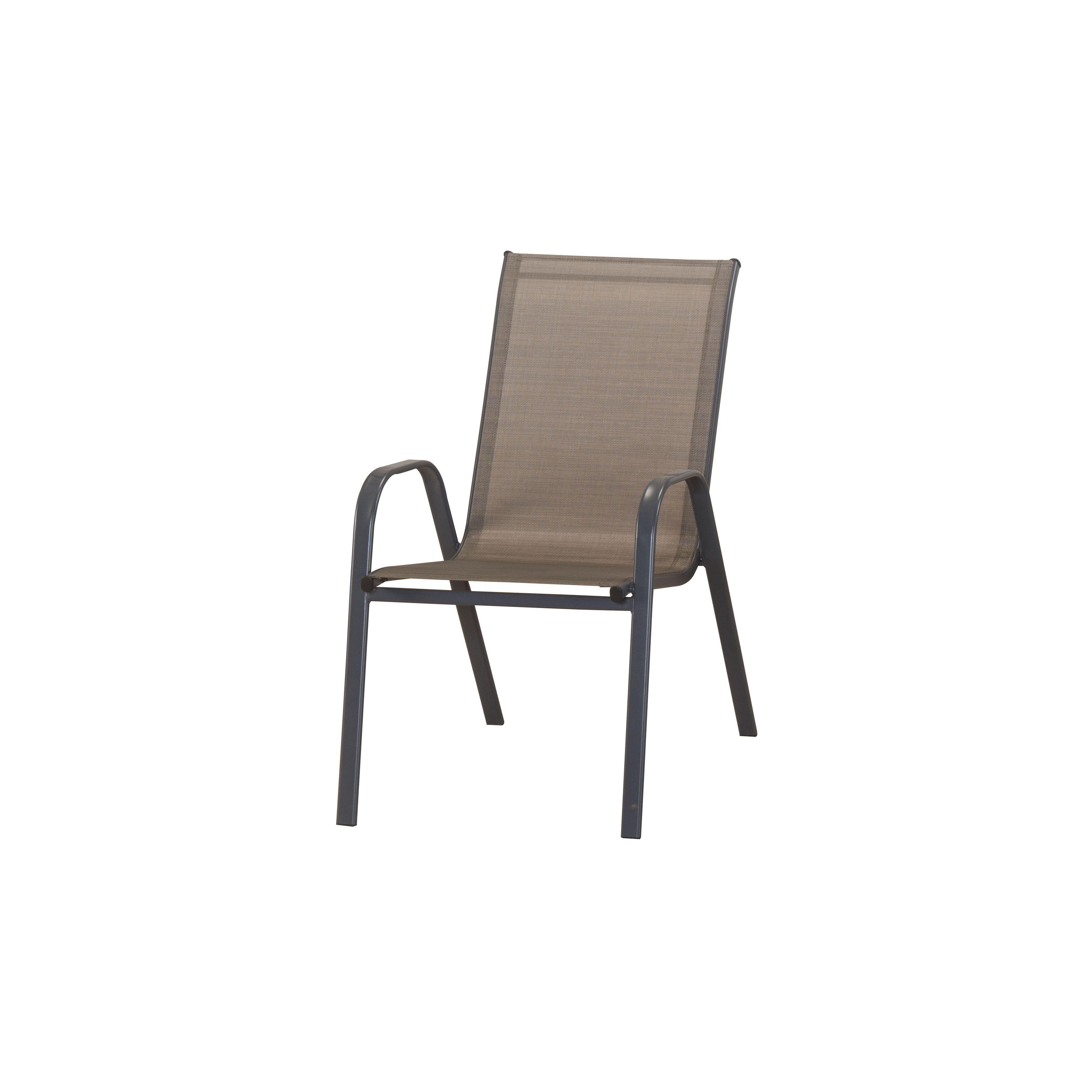 Andorra Bronze Stacking Chair