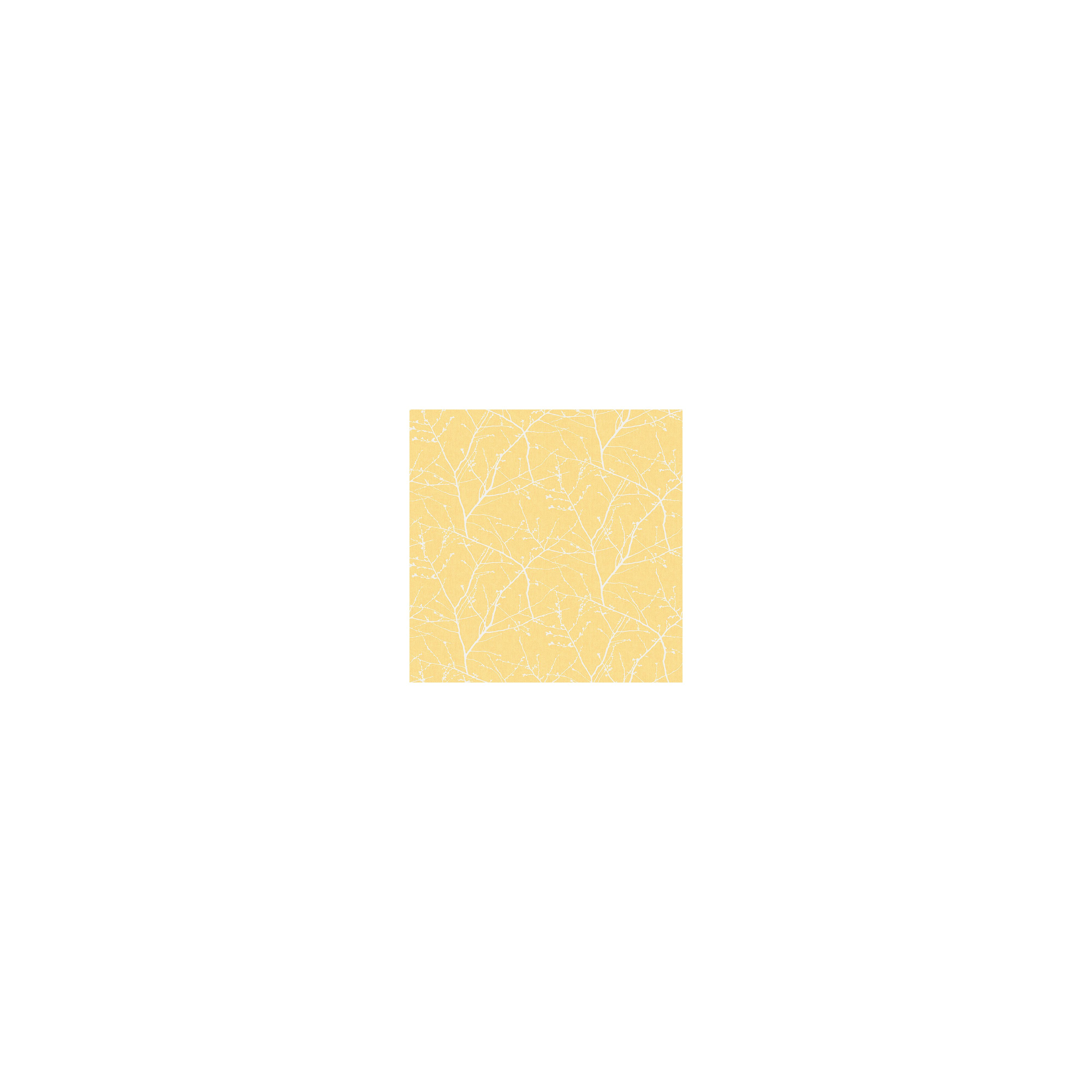 Graham Brown Innocence Yellow Wallpaper