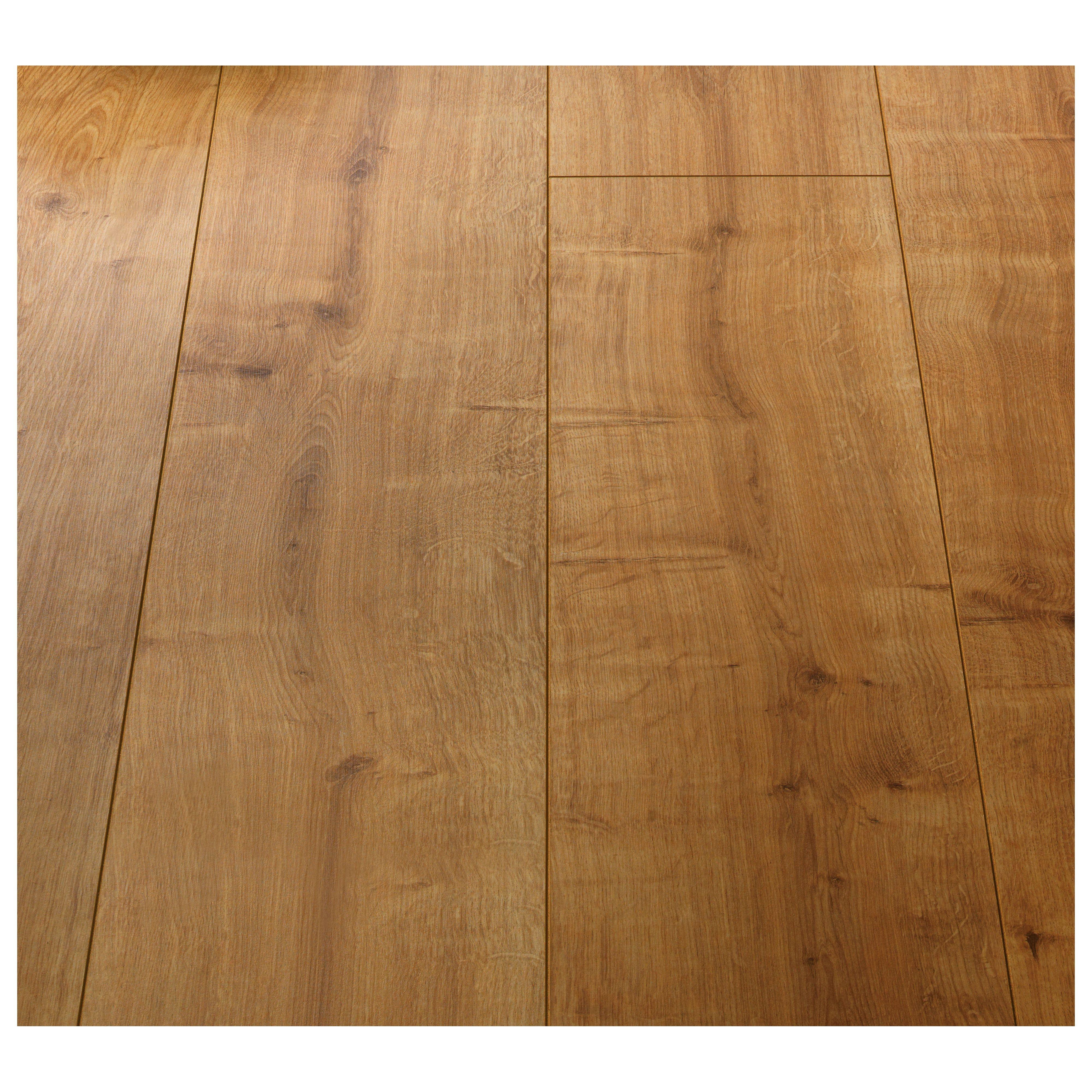 Palomino Oak Laminate Flooring 1 48sq M Per Pack