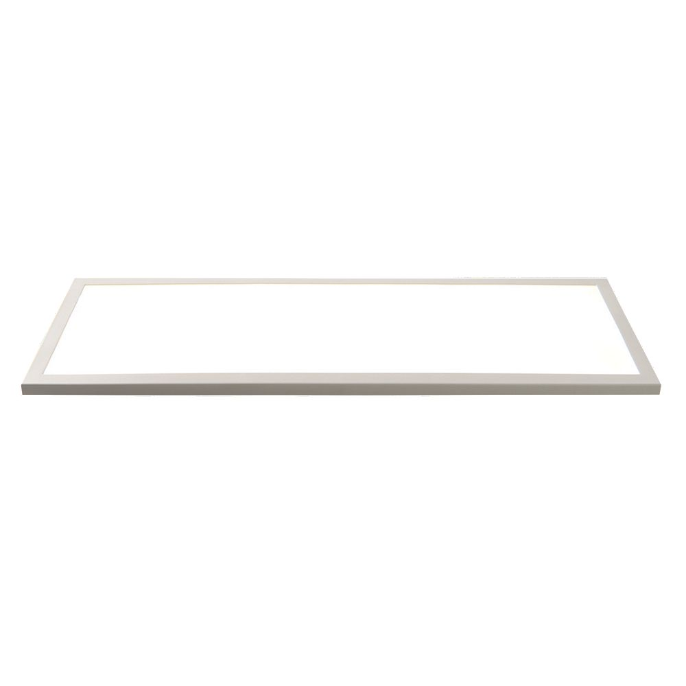 Luceco Lucp50wh30p 01 Led Slimline Under Cabinet Light Warm White 8w 300mm