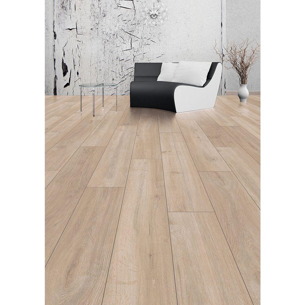 Wickes Arreton Grey Laminate Flooring