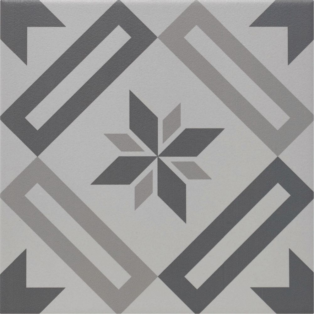 Wickes Winchester Patchwork Grey