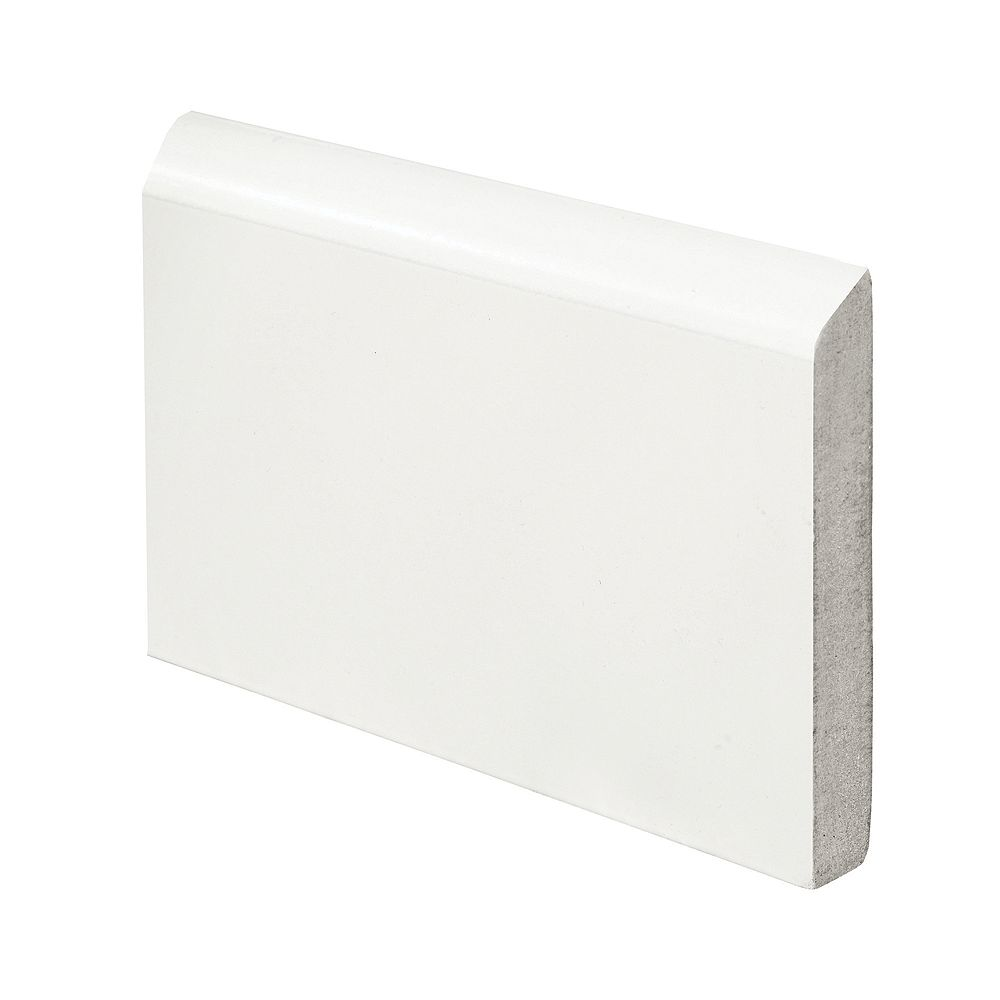 Wickes Bullnose Fully Finished Mdf Skirting 145 X 94 X 2400mm