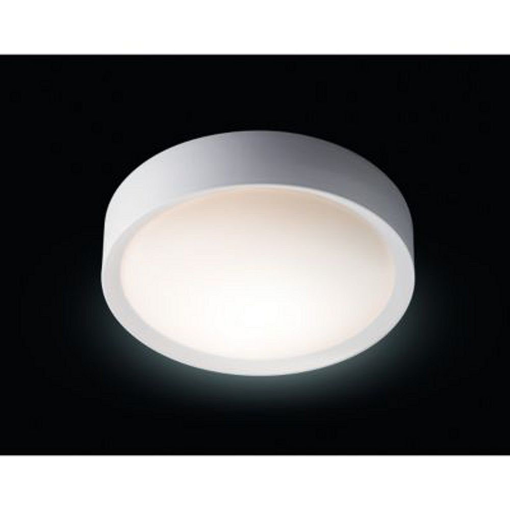 Wickes nova flush bathroom ceiling light aloadofball Image collections