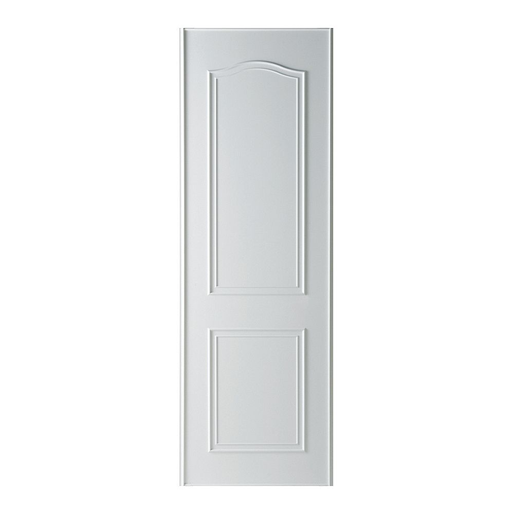 new styles 9a36c 0d177 Wickes Sliding Wardrobe Door Cathedral Arch White Framed 2220 x 914mm