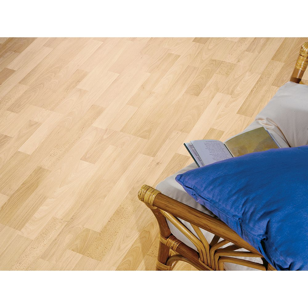 Wickes Beech Effect Laminate Flooring 2 5m2 Pack Co Uk Ownself