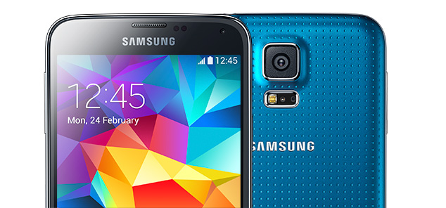 The Samsung Galaxy S5