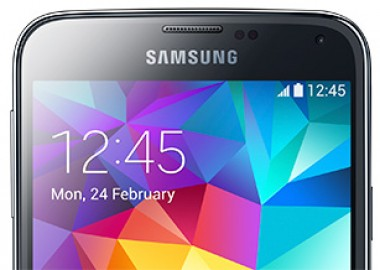Samsung Galaxy S5 launch