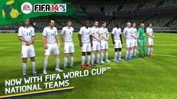 Essential 2014 World Cup Apps