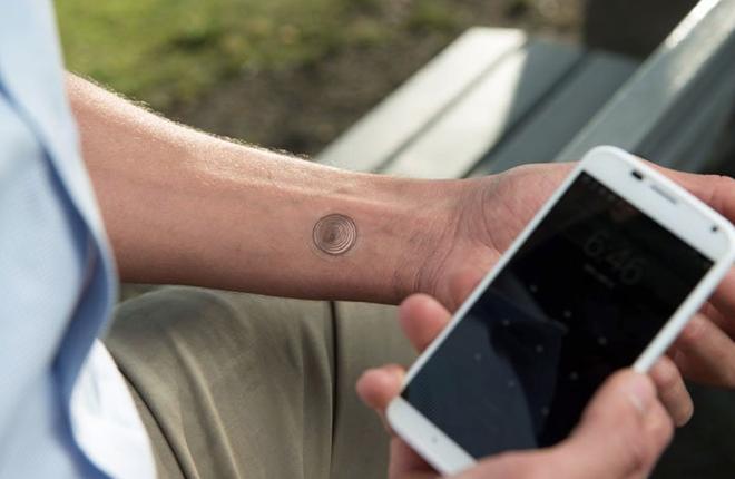 Digital Tattoo