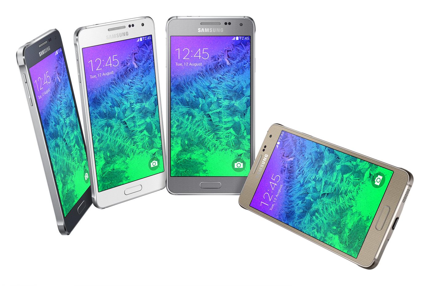 Claim your Samsung eStore voucher - Samsung Galaxy Alpha