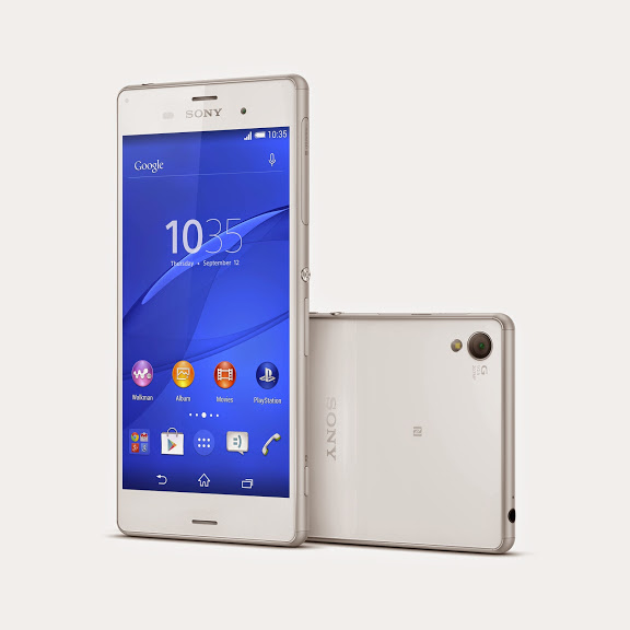Sony Xperia Z3 and Sony Xperia Z3 Compact