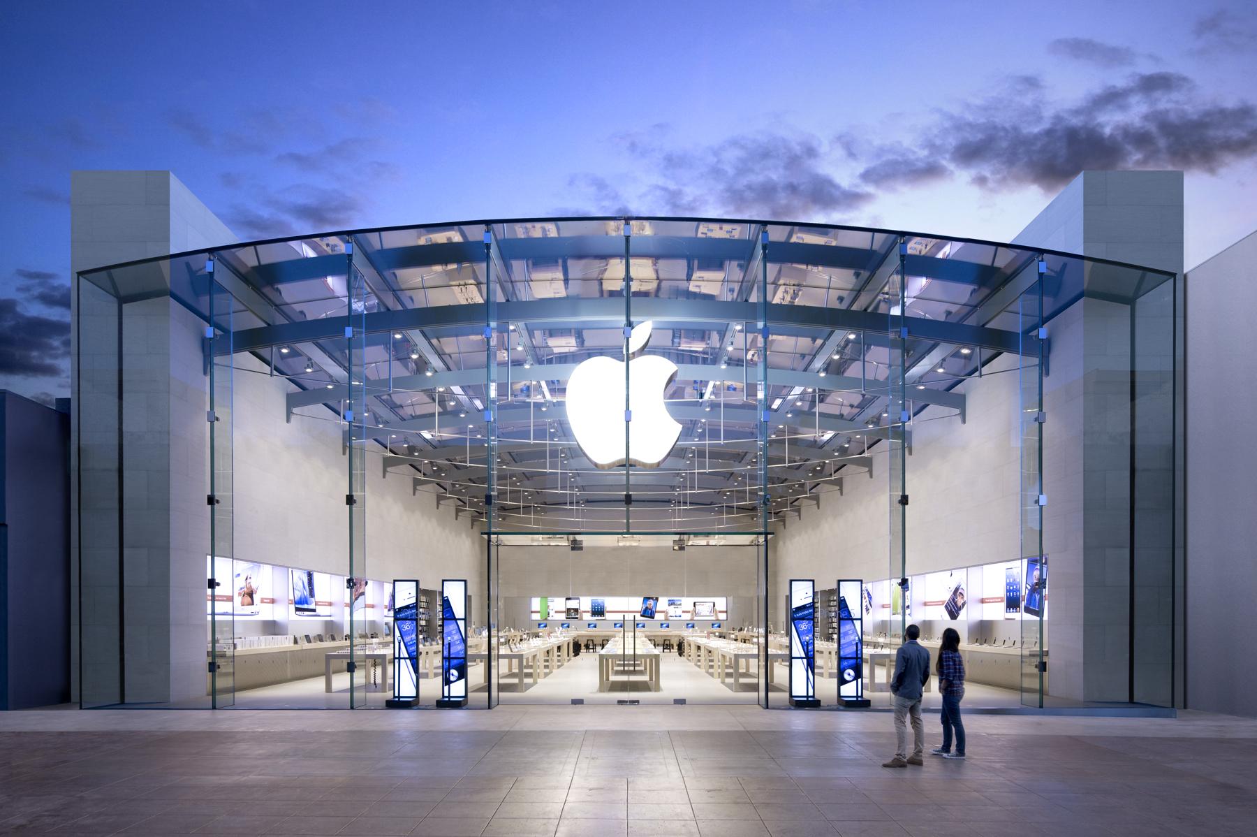 Apple tops the CoolBrands list