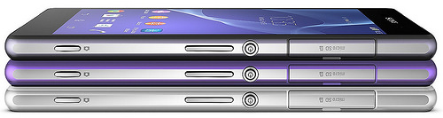 Pre-order the Sony Xperia Z2