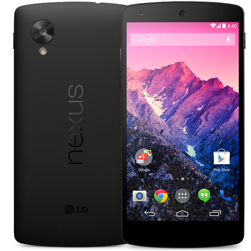 Will the Nexus 6 look similar to the Nexus 5?