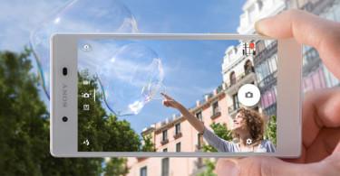 Sony Xperia Z5 the fastest camera