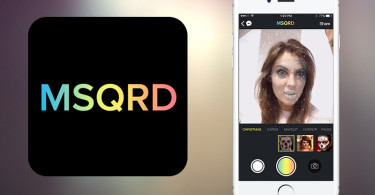 Review of the new iOS app, MSQRD