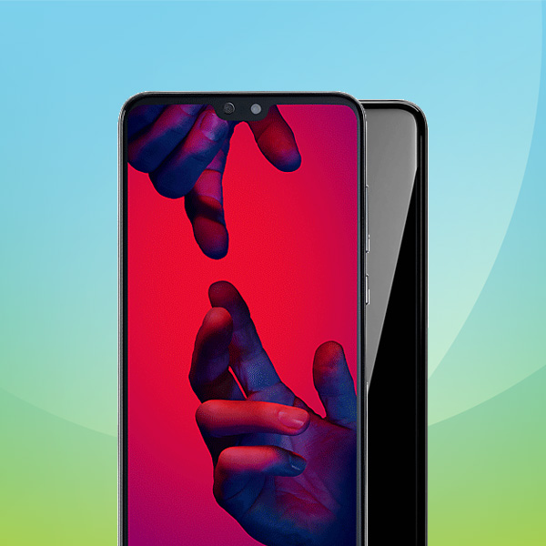 A Star Was Born When Huawei Released The P20 Pro Yes Device Has That Premium Look We All Crave Small Notch At Top Almost Bezeless Design