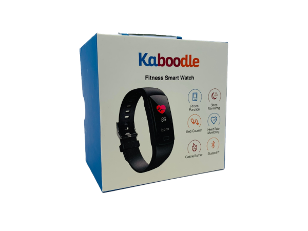 Kaboodle Fitness Smart Watch