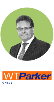 Sean Smyth - Managing Director, WT Parker, Burton upon Trent, Staffordshire