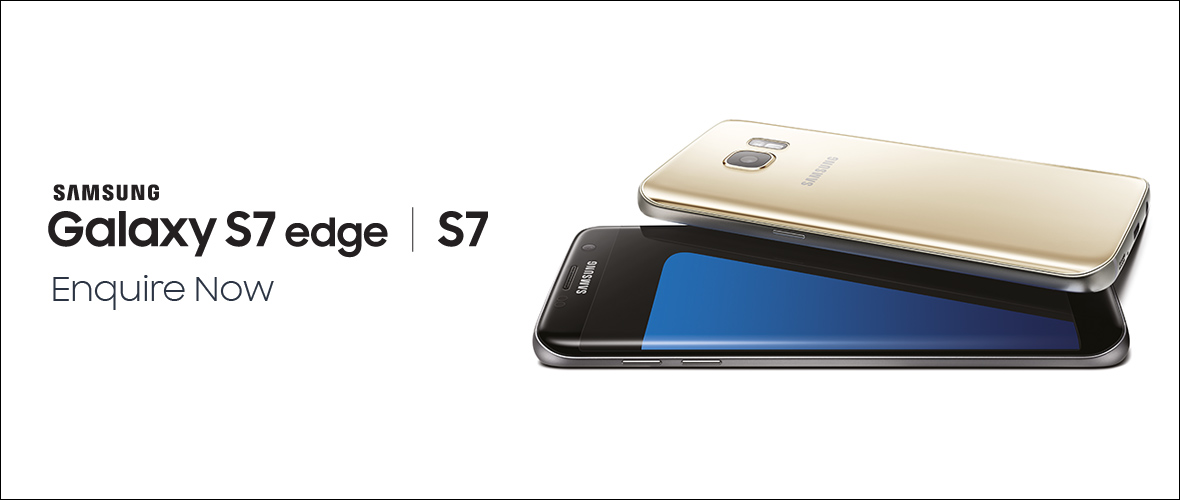 Samsung S7 and S7 edge