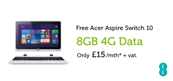 Acer Aspire Switch 10 £15