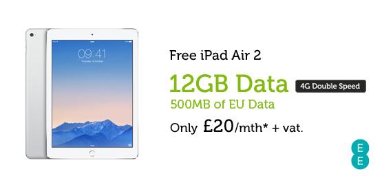 iPad Air £20