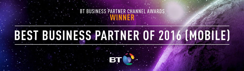 Best Business Partner 2016
