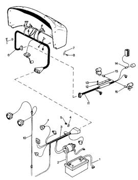 995) - david brown selectamatic tractor (s/n 11070001 & after) (1 ...  avspare.com