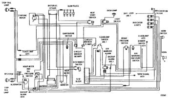[TBQL_4184]  WIRING DIAGRAM--24 Volt System 120G MOTOR GRADER | AVSpare.com | Champion Graders Wiring Diagram |  | AVSpare.com
